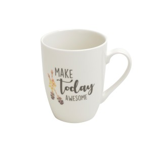 Caneca Make Today Awesome 330ml Rojemac